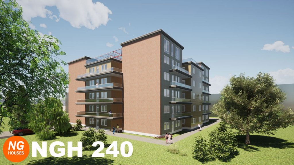 NxtGen Houses co-living situation NGH 240